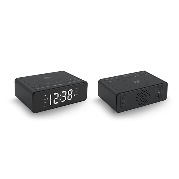Alarm Clock with Wireless Charging丨YM-183