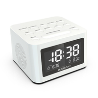 White Noise Clock radio FM 丨YM-9268
