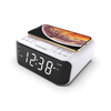 Bluetooth Clock Radio with Wireless Charging